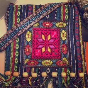 Cute boho bag!